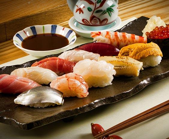 SJ sushi