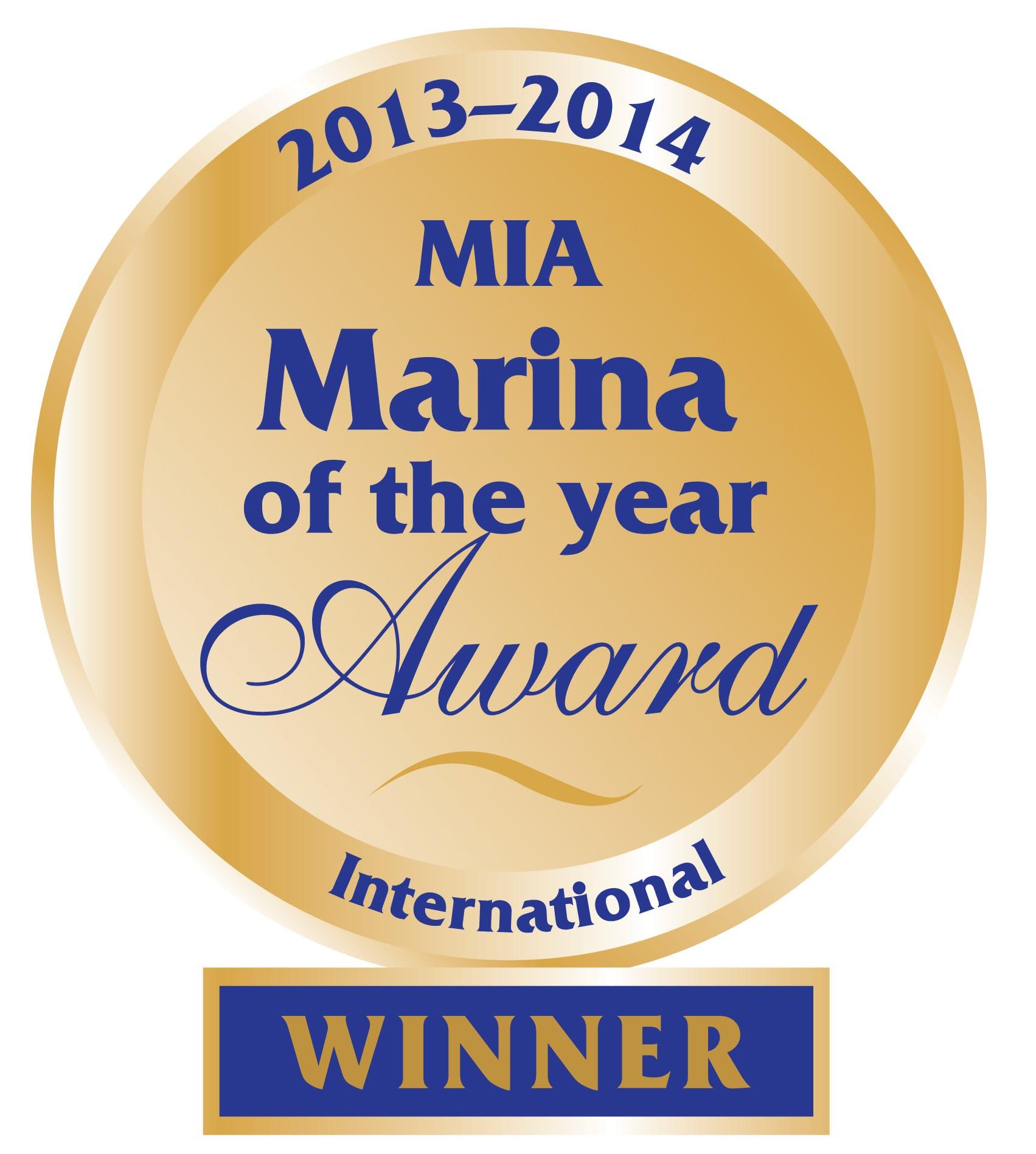 MOTYA International Marina Winner Logo-min